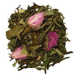 зелен чай Шоколад & Рози