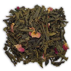зелен чай сенча сакура